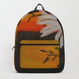Sunrise Flower Backpack