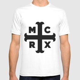 MCRX BLACK T-shirt