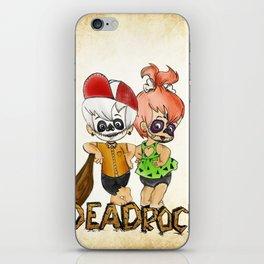 Dead Rock iPhone Skin