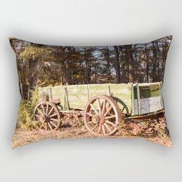 Fall farm days Rectangular Pillow