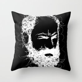 Monte Melkonian Throw Pillow