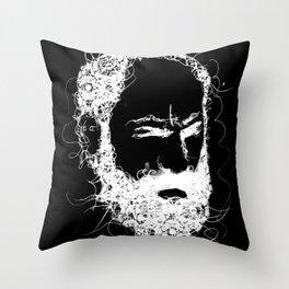 Monte Melkonian Throw Pillow