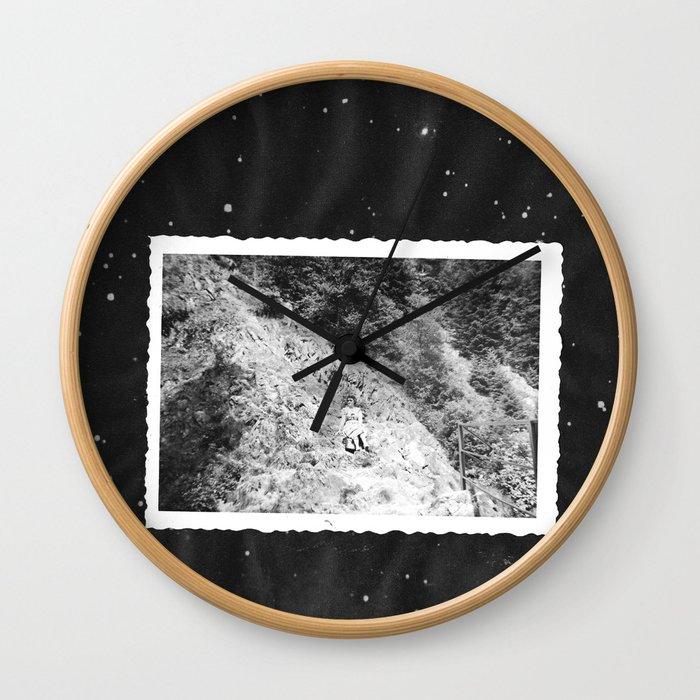 Suzanne Wall Clock