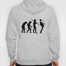 EVOLUTION OF JAZZ Hoody