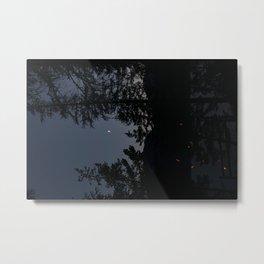Midnight Light Metal Print