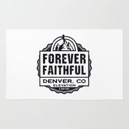 FOREVER FAITHFUL Rug