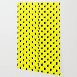 pint of beer pattern Wallpaper