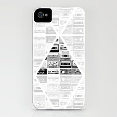 ▲ Triangle Cassettes △ Slim Case iPhone (4, 4s)