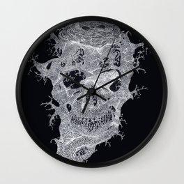 Crows Nest Invert Wall Clock