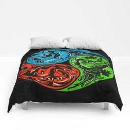 POKéMON STARTER: THREE ELEMENTS Comforters