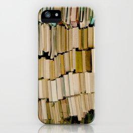 Books in Paris by Lika Ramati iPhone Case