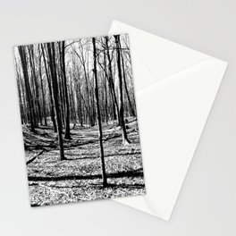 Before the Leaves Stationery Cards