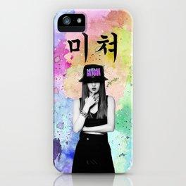 CRAZY 2 iPhone Case