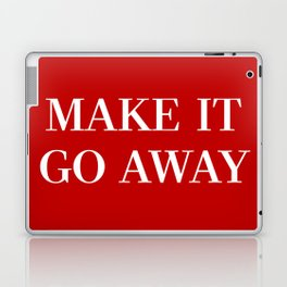 "MAGA-Style ""Make it Go Away"" Laptop & iPad Skin"