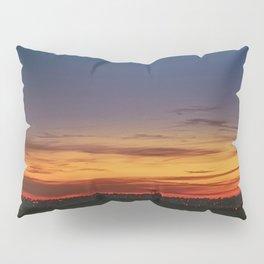 New Moon at Sunset Pillow Sham