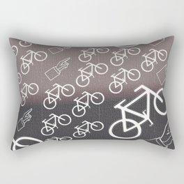 """""""Ride or Die V1"""" Rectangular Pillow"""