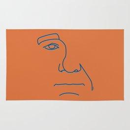 Bill Murray - Steve Zissou palette Rug