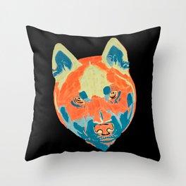 Shiba Throw Pillow
