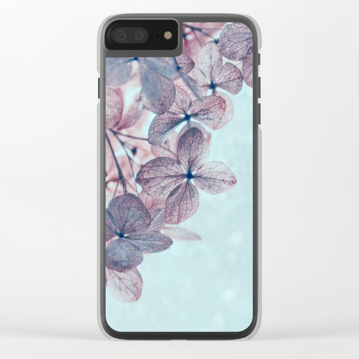 january Clear iPhone Case