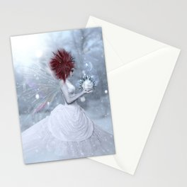 Frozen in time 2 Stationery Cards