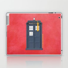 11th Doctor - DOCTOR WHO Laptop & iPad Skin