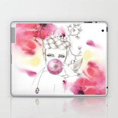 Bubble Birdie Laptop & iPad Skin