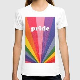 Pride LGTBI+ T-shirt