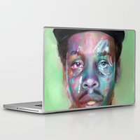 supreme Laptop & iPad Skins featuring true supreme by Matthew Asbury
