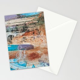 walls #5 Stationery Cards