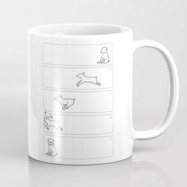 From Dog To Pug Coffee Mug