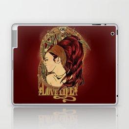 Love Life Laptop & iPad Skin