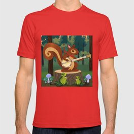 The Nutport Croak Music Festival T-shirt