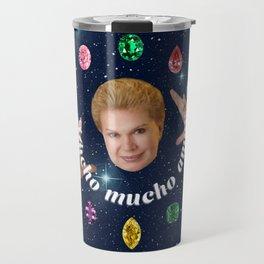 Mucho mucho amor Travel Mug
