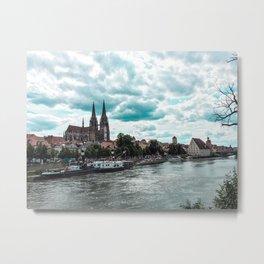 Regensburg Metal Print