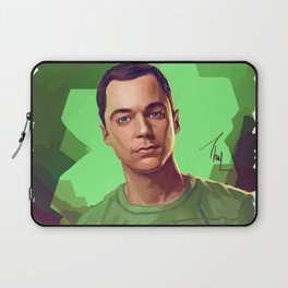 Dr. Cooper No. 2. Laptop Sleeve