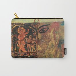 Eyes of Wisdom Carry-All Pouch