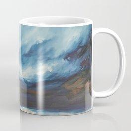 Rain at Sea Coffee Mug