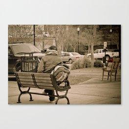 Vicksburg Downtown V Canvas Print