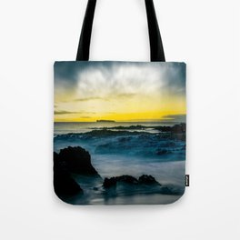 The Infinite Spirit Tranquil Island Of Twilight Maui Hawaii Tote Bag