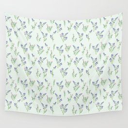 Lavender and Thyme Wall Tapestry