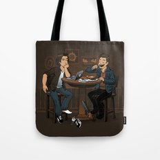 Downtime is Pie Time Tote Bag