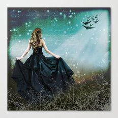 Evening Song Canvas Print