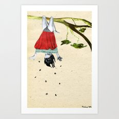 sterntaler Art Print