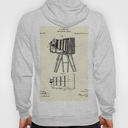 Photographic Camera-1885 Hoody