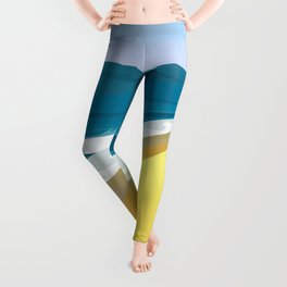 Rothko at the Beach Leggings