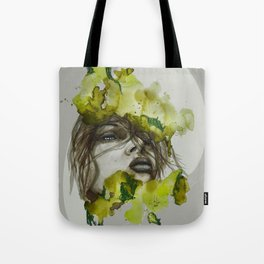 Zoe by carographic, Carolyn Mielke Tote Bag