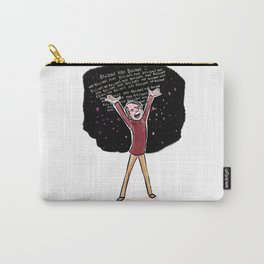 Carl Sagan Carry-All Pouch