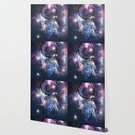 Cosmic Dreamcatcher design Wallpaper