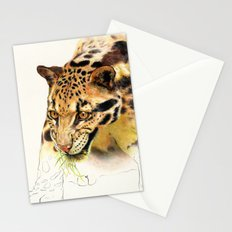 Clouded Panther Stationery Cards