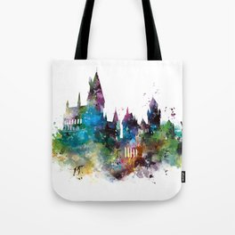 Hogwarts 2 Tote Bag